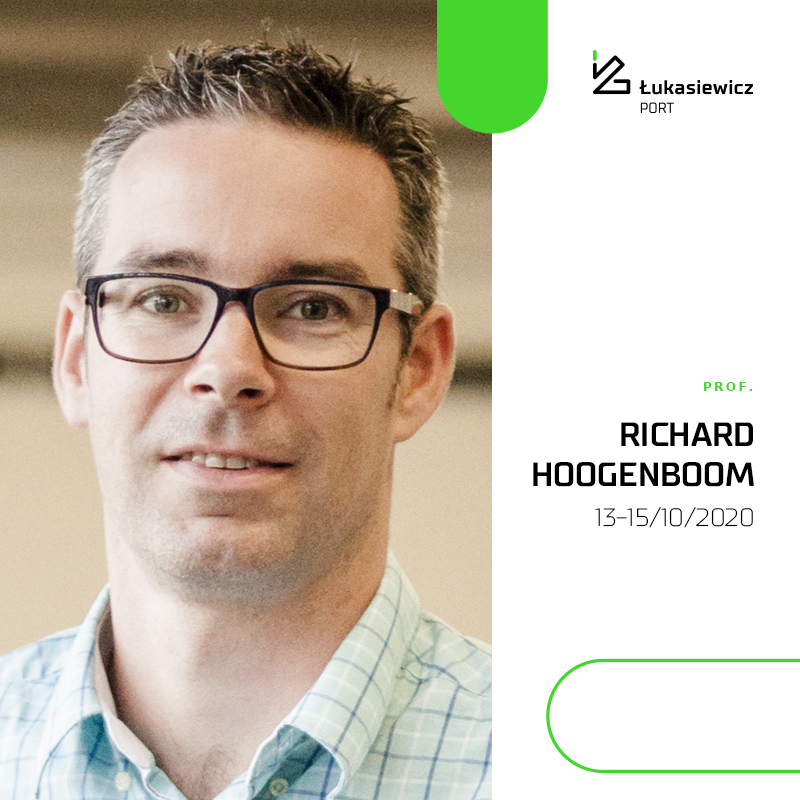 prof. Richard Hoogenboom.